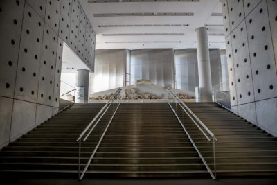 The Acropolis Museum || Athens || Greece