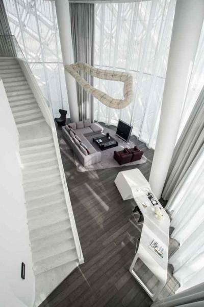 Yas Viceroy/Presidential Suite/Abu Dhabi