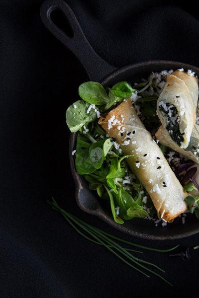 Spinach Rolls || Deli Greco || Copenhagen