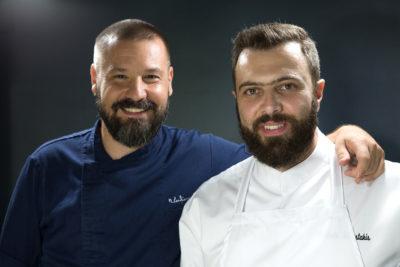 Chefs || Αντώνης Μουστάκης - Ανδρέας Κλαυδιανός