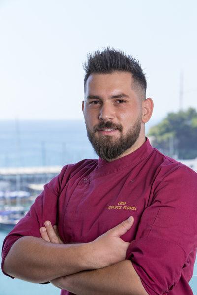 Chef || Γιώργος Φλώρος