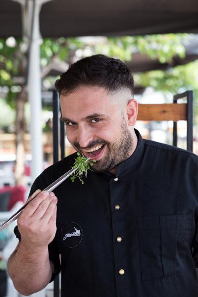 Chef || Kώστας Γιαννόπουλος
